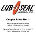Copper Plate No. 1