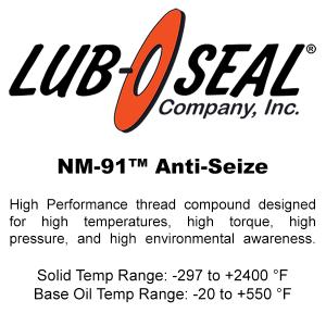 Lub-O-Seal NM-91